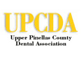 Upper Pinellas County Dental Society logo